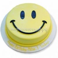 Детский торт под заказ - Смайлик
