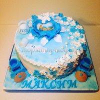 Детский торт #389