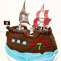 Детский торт #260