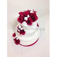 Свадебный торт #65