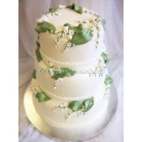 Торт свадебный на заказ - № 016