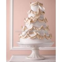 Торт свадебный на заказ - № 087