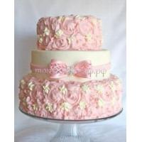 Торт свадебный на заказ - № 118
