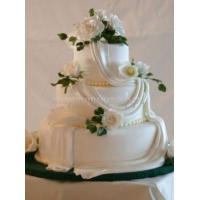 Торт свадебный на заказ - № 120