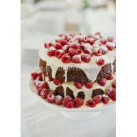 Торт свадебный на заказ - № 121