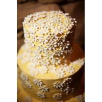 Торт свадебный на заказ - № 122