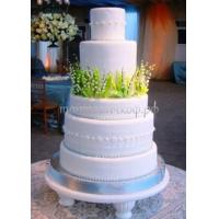 Торт свадебный на заказ - № 124