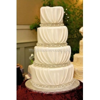 Торт свадебный на заказ - № 029