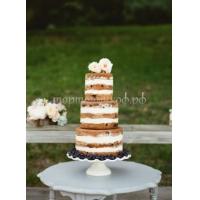 Торт свадебный на заказ - № 128