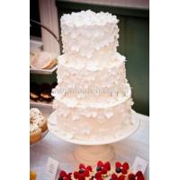 Торт свадебный на заказ - № 129
