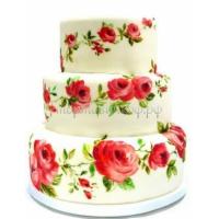 Торт свадебный на заказ - № 130