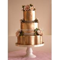 Торт свадебный на заказ - № 131