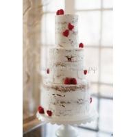 Торт свадебный на заказ - № 135