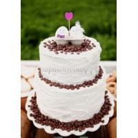 Торт свадебный на заказ - № 137