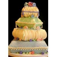 Торт свадебный на заказ - № 139