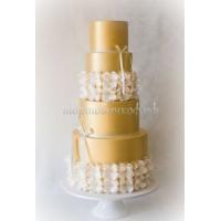 Торт свадебный на заказ - № 140