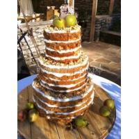Торт свадебный на заказ - № 141