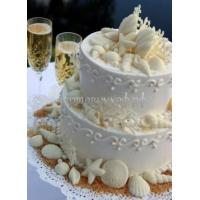 Торт свадебный на заказ - № 142