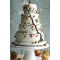 Торт свадебный на заказ - № 143
