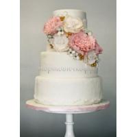 Торт свадебный на заказ - № 144
