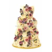 Торт свадебный на заказ - № 147
