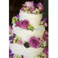 Торт свадебный на заказ - № 148