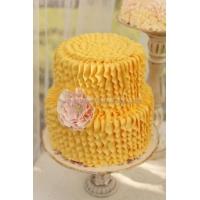 Торт свадебный на заказ - № 149