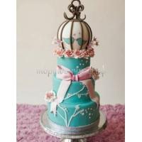 Торт свадебный на заказ - № 151