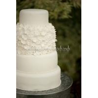 Торт свадебный на заказ - № 153
