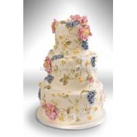 Торт свадебный на заказ - № 155