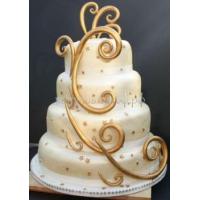 Торт свадебный на заказ - № 156