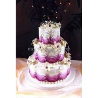 Торт свадебный на заказ - № 033