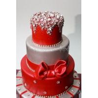 Торт свадебный на заказ - № 160