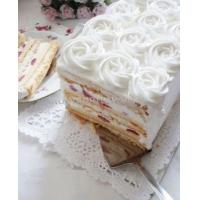 Торт свадебный на заказ - № 161