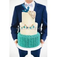 Торт свадебный на заказ - № 163