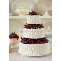 Торт свадебный на заказ - № 166