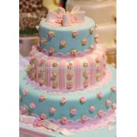 Торт свадебный на заказ - № 017