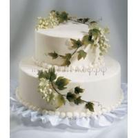 Торт свадебный на заказ - № 034