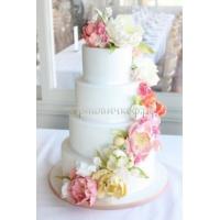 Торт свадебный на заказ - № 171