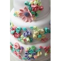 Торт свадебный на заказ - № 172