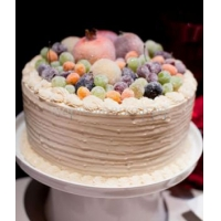 Торт свадебный на заказ - № 175