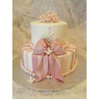 Торт свадебный на заказ - № 177