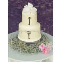 Торт свадебный на заказ - № 178