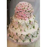 Торт свадебный на заказ - № 179
