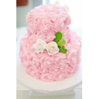 Торт свадебный на заказ - № 035