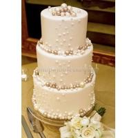 Торт свадебный на заказ - № 181
