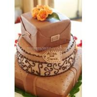 Торт свадебный на заказ - № 182