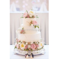 Торт свадебный на заказ - № 186