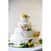 Торт свадебный на заказ - № 187
