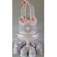 Торт свадебный на заказ - № 189